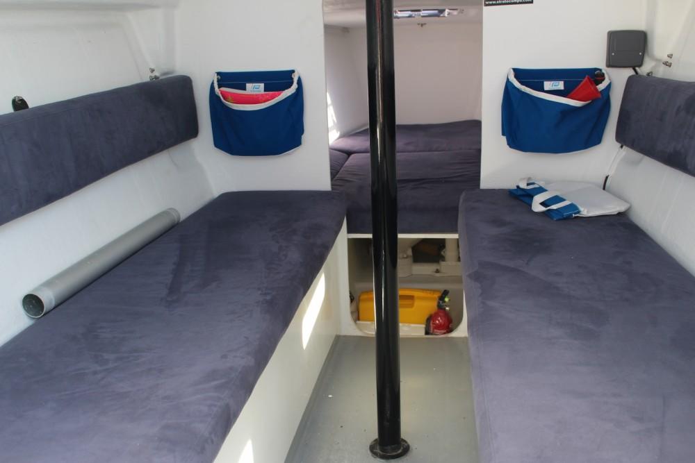 Boat rental Arzal cheap T26