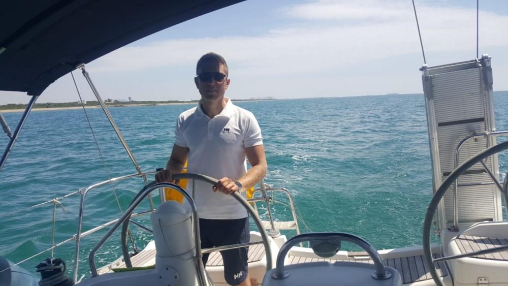Rent a Jeanneau Sun Odyssey 39i Barcelona