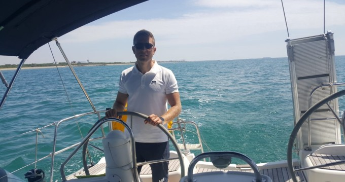 Rental Sailboat in Port de Barcelona - Jeanneau Sun Odyssey 39i