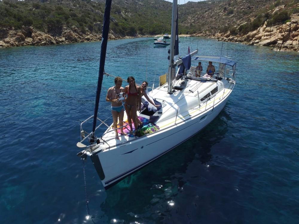 Rental yacht Barcelona - Jeanneau Sun Odyssey 39i on SamBoat