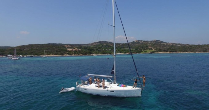 Rental yacht Port de Barcelona - Jeanneau Sun Odyssey 39i on SamBoat