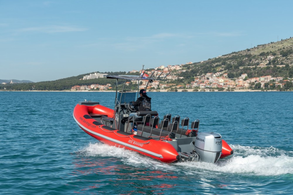 Boat rental Trogir cheap RM 599 Special