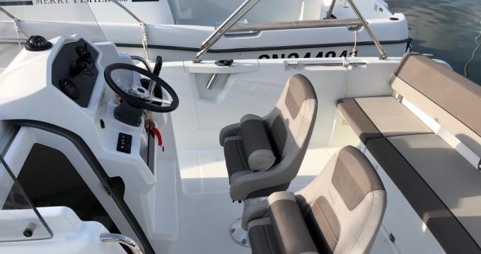 Boat rental Pornic cheap Cap Camarat 6.5 CC