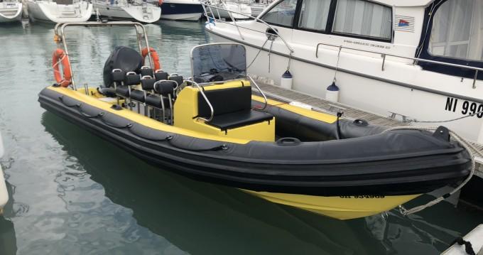 Boat rental Granville cheap super7