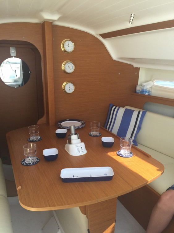 Rental yacht  - Bénéteau First 25 on SamBoat