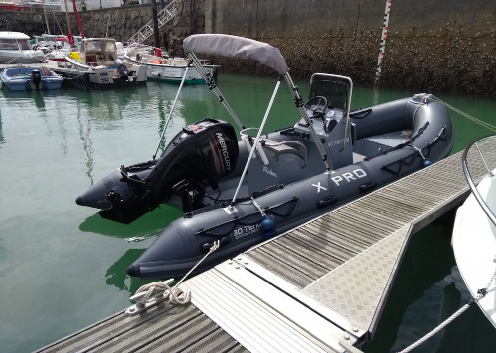 RIB for rent Angers at the best price