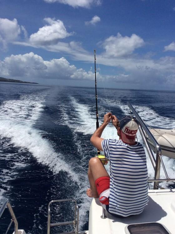 Boat rental Basse-Terre cheap Lagoon 43 Power
