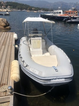 RIB for rent Porto-Vecchio at the best price
