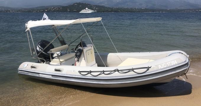 Hire RIB with or without skipper Novamarine Porto-Vecchio
