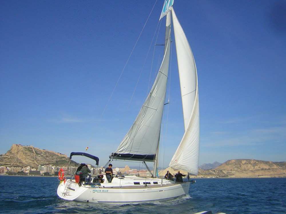 Hire Sailboat with or without skipper Dufour Alicante