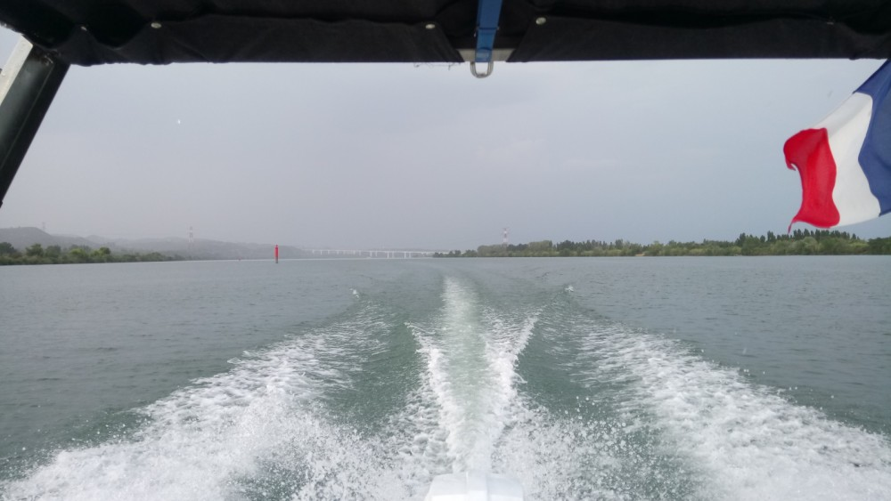 Hire Motor boat with or without skipper Sea Ray Le Pontet