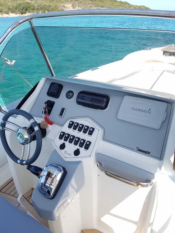 Boat rental Porto-Vecchio cheap Marlin Boat 274
