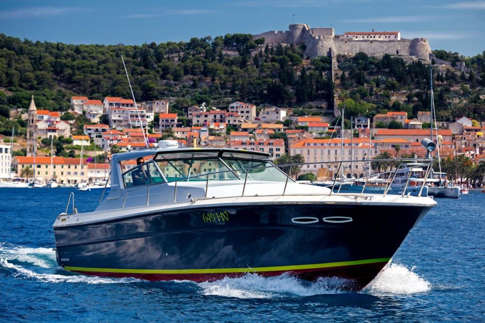 Motor boat for rent Hvar at the best price