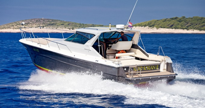 Hire Motorboat with or without skipper Sea Ray Hvar