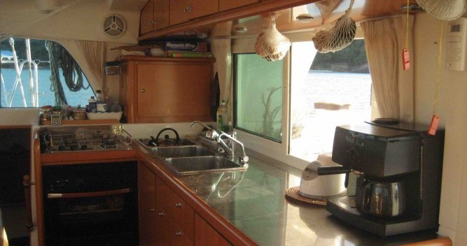 Rental yacht Pulau Tioman - Lagoon Lagoon 440 on SamBoat