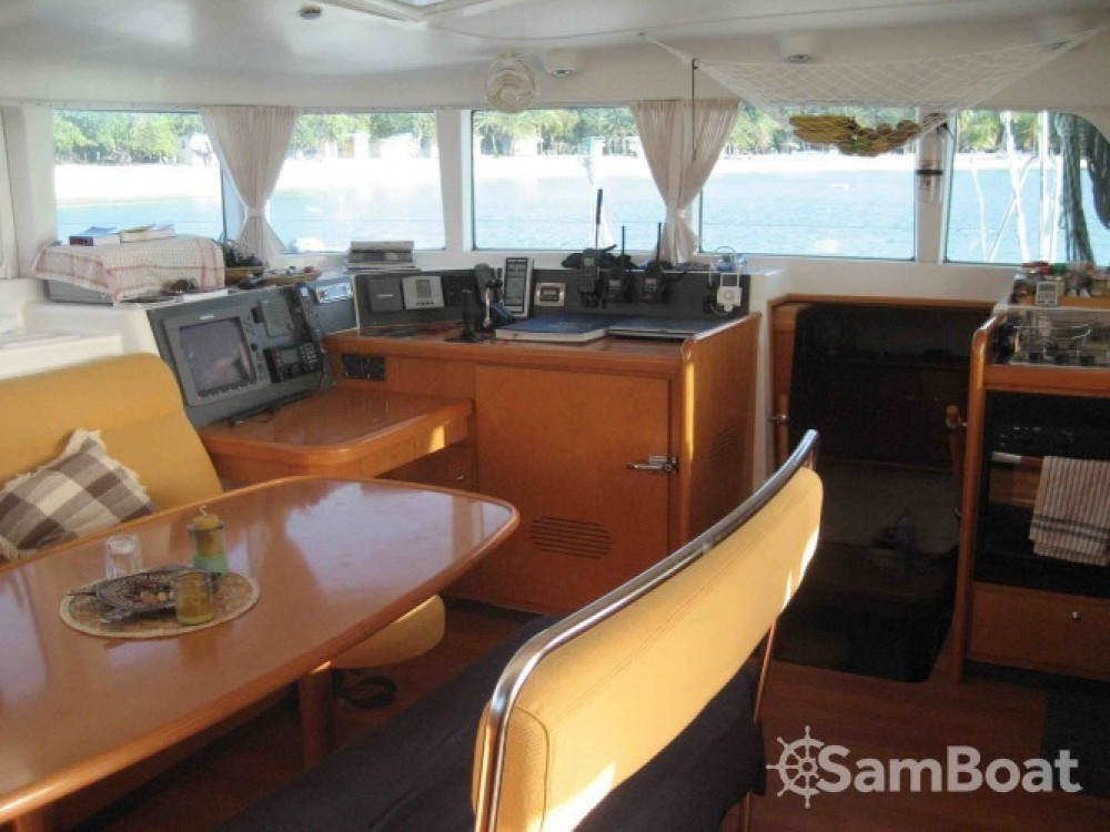 Hire Catamaran with or without skipper Lagoon Fraser's Hill