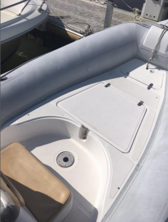 Boat rental Capelli Tempest 605 Easy in Le Pouliguen on Samboat