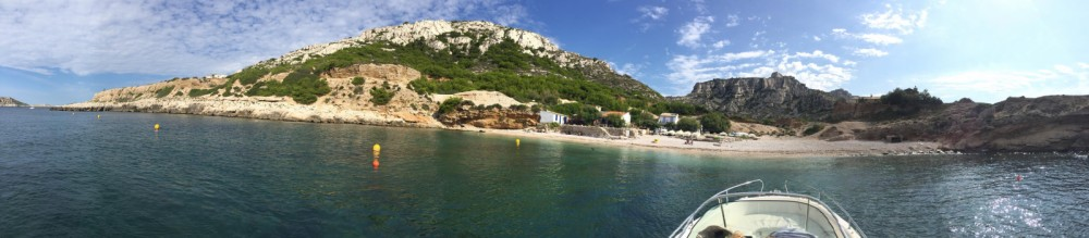 Boat rental Marseille cheap Cap Camarat 625