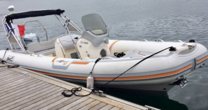 Hire RIB with or without skipper Bwa Bormes-les-Mimosas