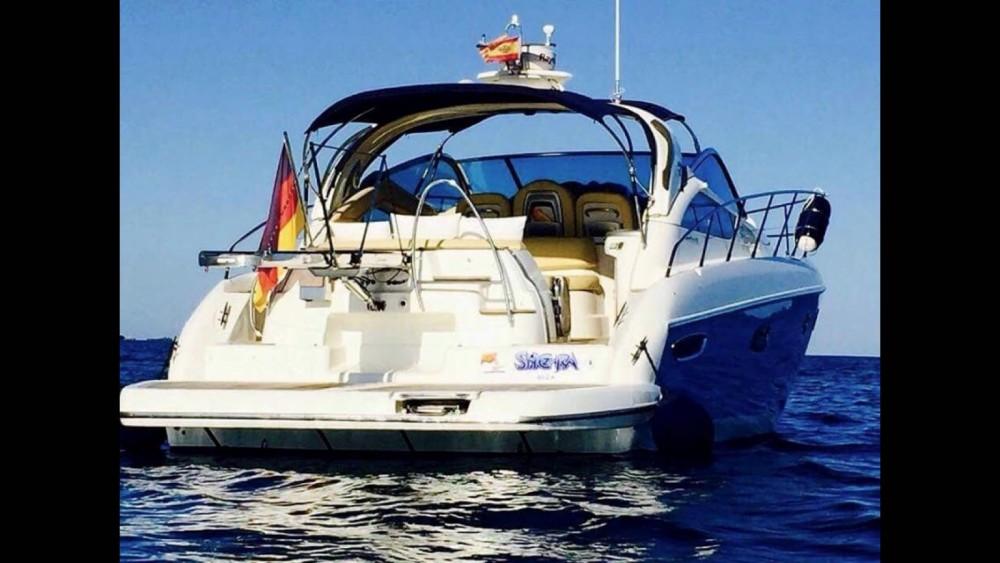 Cranchi Mediterranee 43 between personal and professional Marina Botafoch