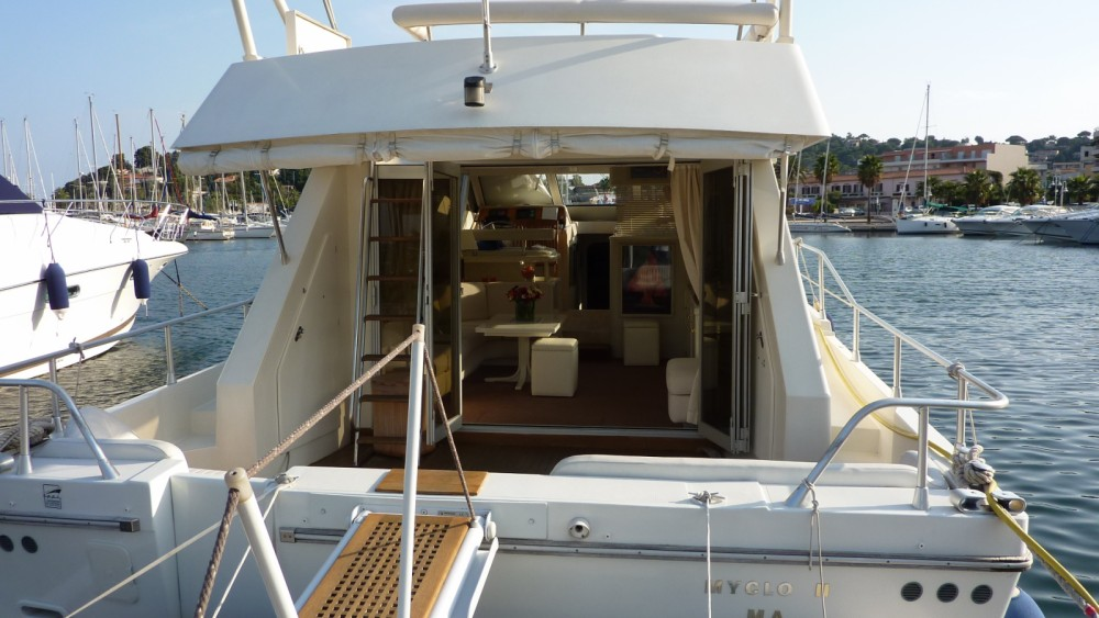 Boat rental Cavalaire-sur-Mer cheap Guy Couach 1601