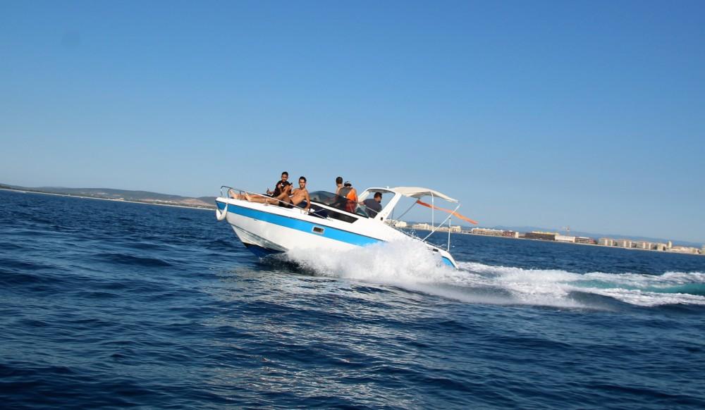 Boat rental Palavas-les-Flots cheap Leader 650