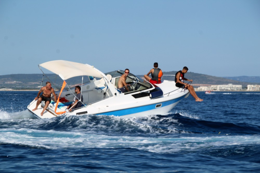 Jeanneau Leader 650 between personal and professional Palavas-les-Flots