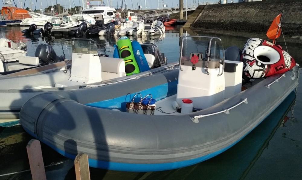 Rental yacht La Trinité-sur-Mer - Capelli Tempest 625 on SamBoat