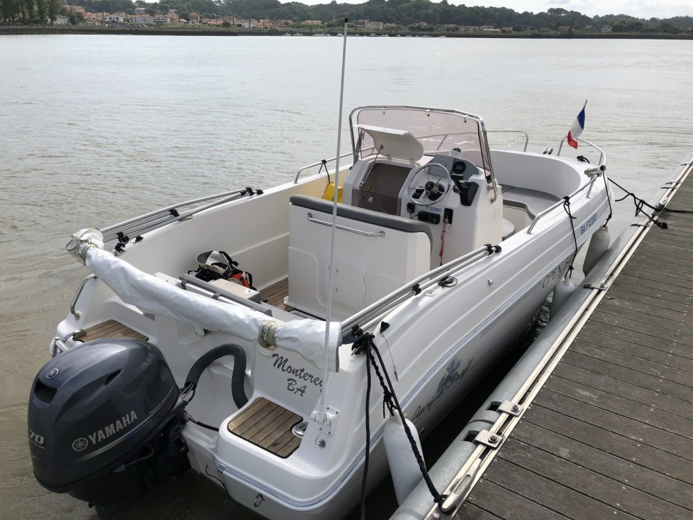 Pacific Craft Pacific Craft 545 Open between personal and professional Anglet