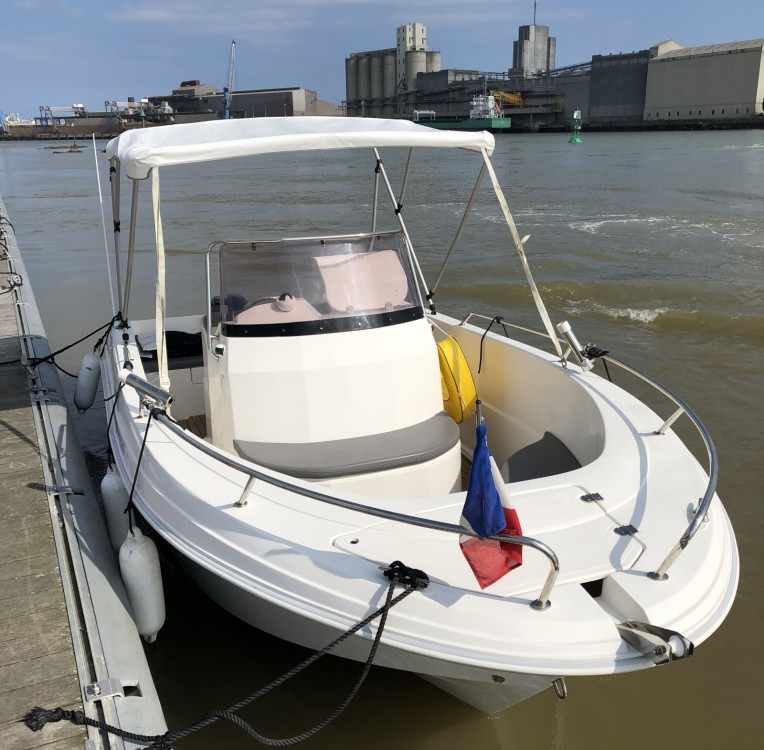 Boat rental Anglet cheap Pacific Craft 545 Open