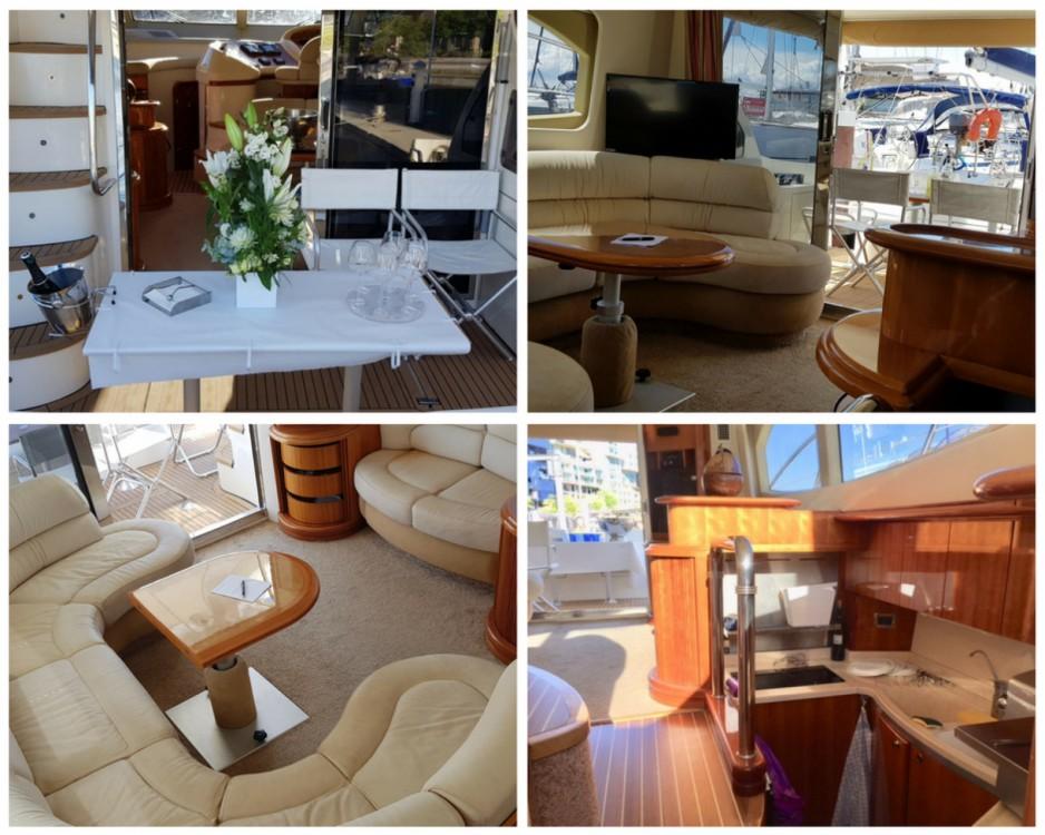 Rental Motor boat in Lyon - Azimut Azimut 46