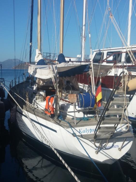 Hire Sailboat with or without skipper Stizi Cagliari