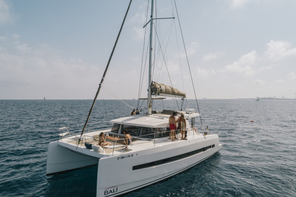 Rental yacht Barcelona - Bali Catamarans Bali 4.1 on SamBoat