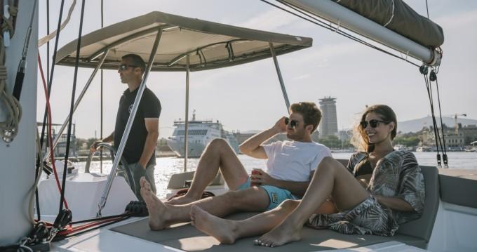 Hire Catamaran with or without skipper Bali Catamarans Barcelona