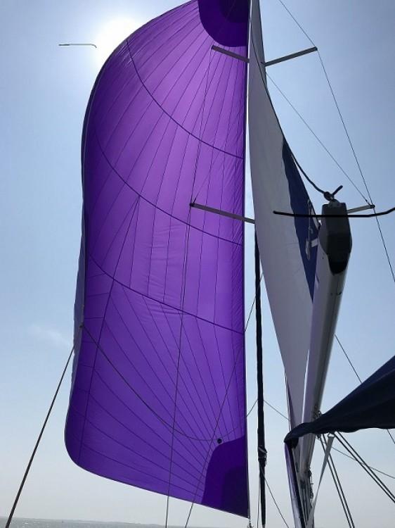 Boat rental La Rochelle cheap Cyclades 50.4