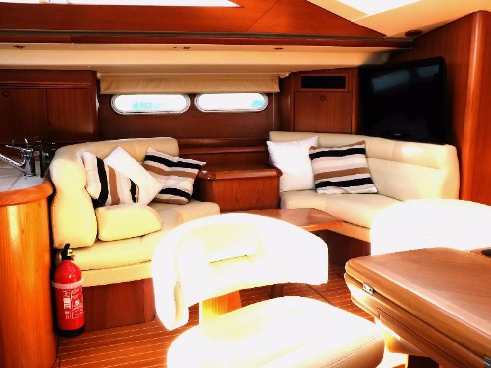 Boat rental Santa Pola cheap Sun Odyssey 54 DS