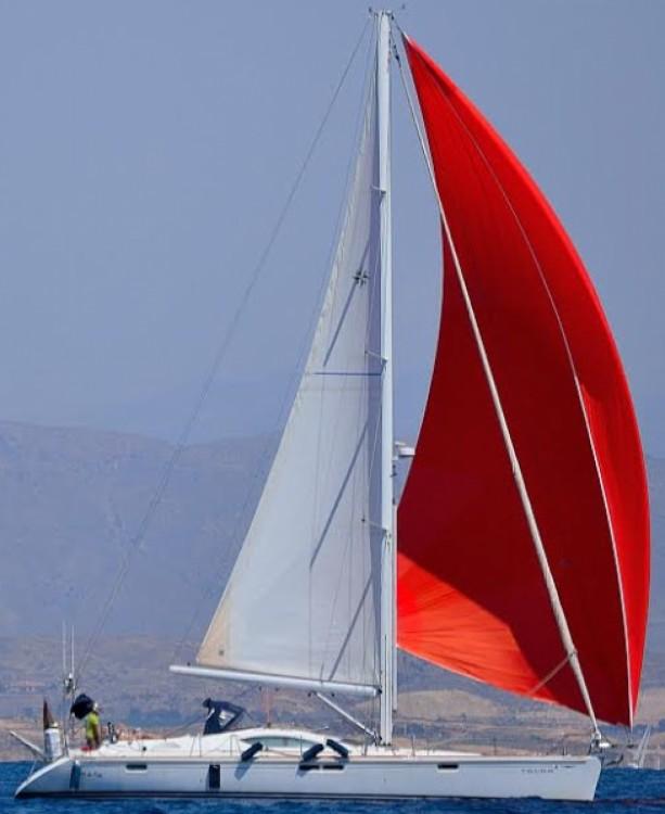 Rental yacht Santa Pola - Jeanneau Sun Odyssey 54 DS on SamBoat