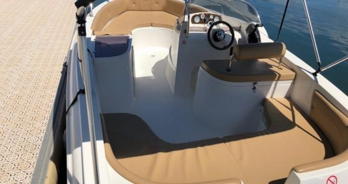 Rental Motorboat in Bormes-les-Mimosas - As Marine AS 590 OPEN