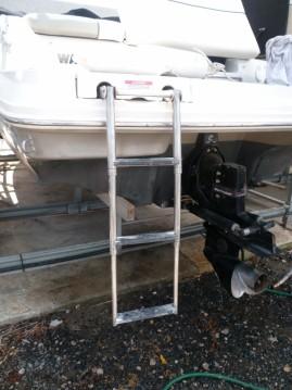 Rent a Sea Ray Sea Ray 210 Select Marseillan