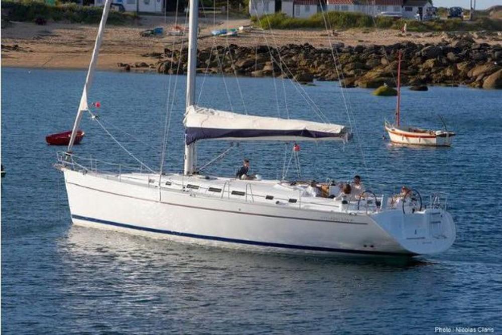 Rental Sailboat in La Rochelle - Bénéteau Cyclades 50.4