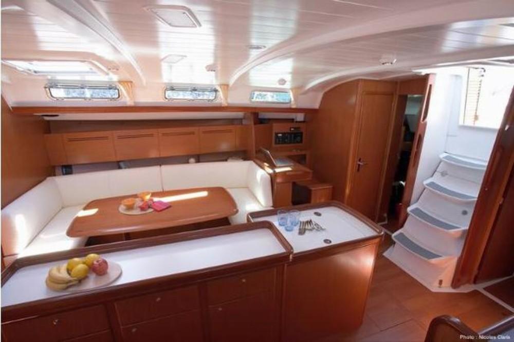 Boat rental Bénéteau Cyclades 50.4 in La Rochelle on Samboat