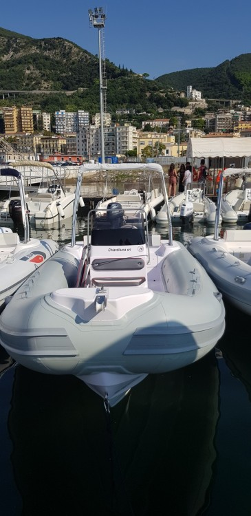 Italboats Predator 599 AS between personal and professional Salerno