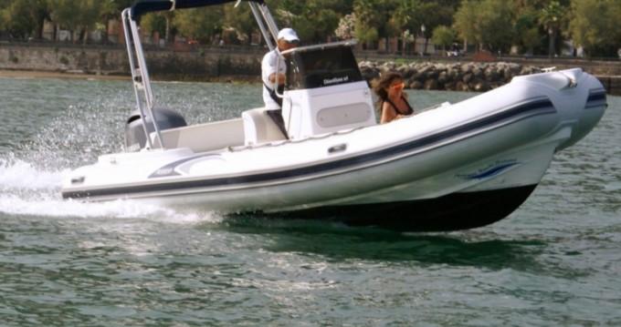 Rental yacht Salerno - MRL Ribs PREDATOR 6,80 on SamBoat