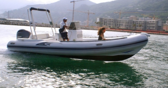 Boat rental MRL Ribs PREDATOR 6,80 in Salerno on Samboat