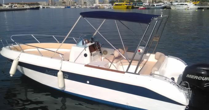 Rental Motorboat in l'Estartit - Marinello Eden 22