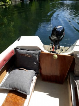 Hire Motorboat with or without skipper Cid Chanaz