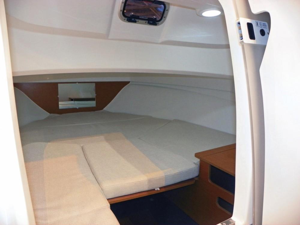 Motor boat for rent Marina Santa Eulalia at the best price