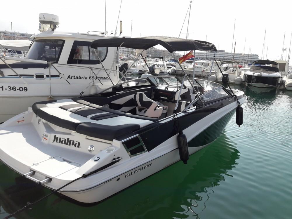 Rental yacht Marina Botafoch - Glastron GT 225 on SamBoat