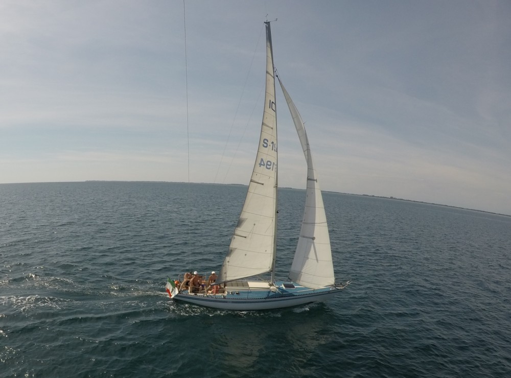 Sailboat for rent Duino Aurisina / Devin - Nabrežina at the best price