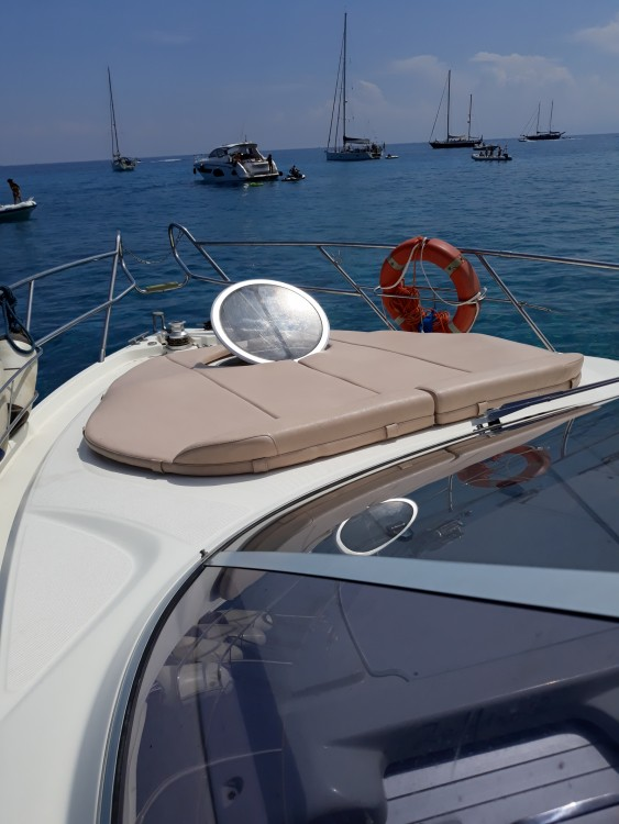 Boat rental Lipari cheap Zaffiro 32